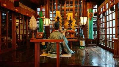 三輪神社の体験その他