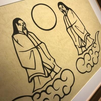 高司神社〜むすびの神の鎮まる社〜の芸術