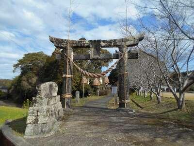 竃門菅原神社(熊本県)