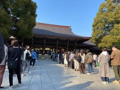 明治神宮(東京都)