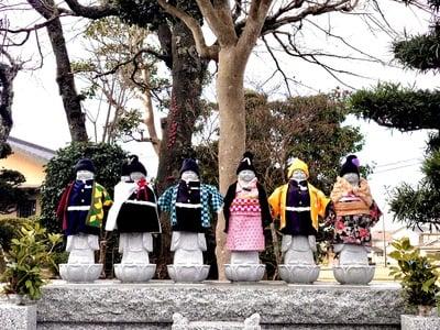光明寺の地蔵