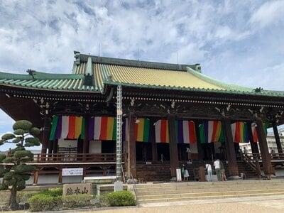 大念佛寺の本殿