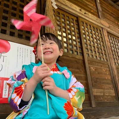 滑川神社 - 仕事と子どもの守り神の七五三参