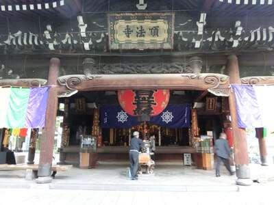頂法寺(六角堂)の本殿
