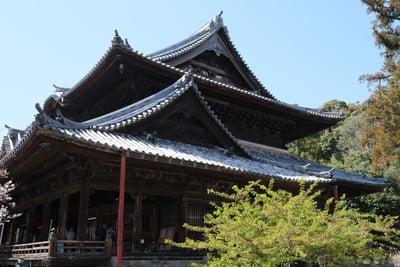 粉河寺の本殿