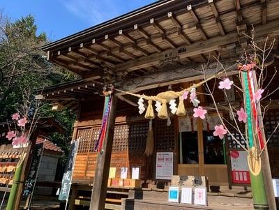 滑川神社 - 仕事と子どもの守り神の本殿