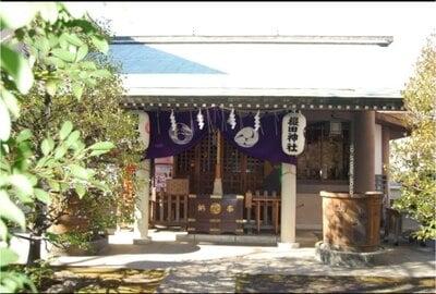櫻田神社の本殿