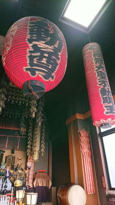 川崎大師東京別院の本殿