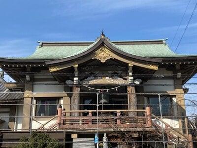 永昌院の本殿