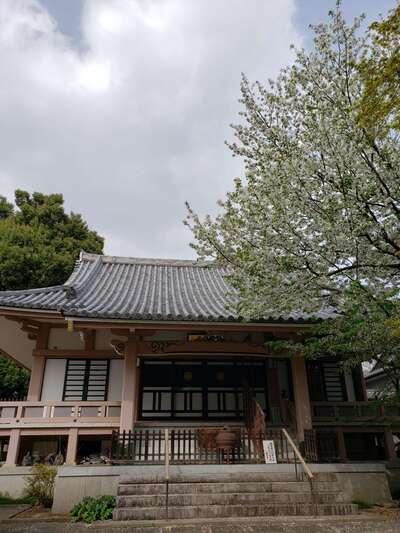 宝福寺の本殿