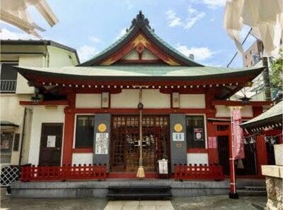 金刀比羅大鷲神社の本殿