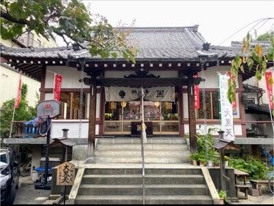 大法寺の本殿