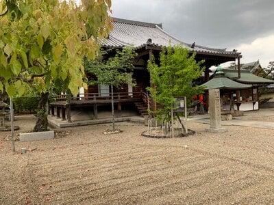 道明寺天満宮の本殿