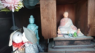 性海寺の仏像