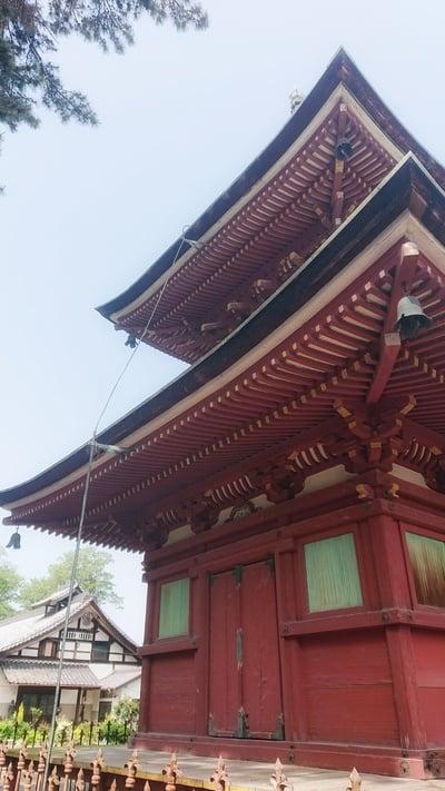 性海寺の塔