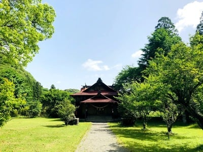 原田菅原神社(熊本県)