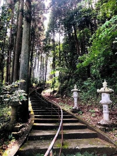 遥拝阿蘇神社(熊本県)