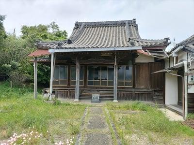 正保寺の本殿