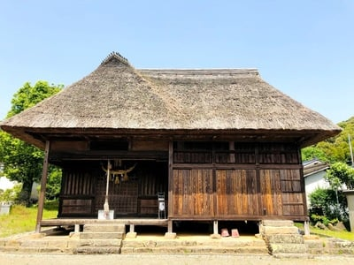山田大王神社(熊本県)