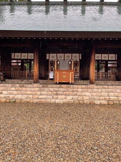 廣田神社の本殿