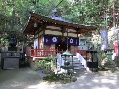 大本山七宝瀧寺の本殿