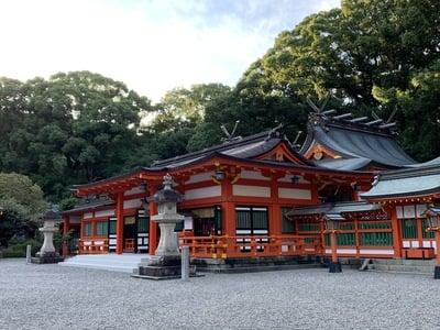 熊野速玉大社の本殿