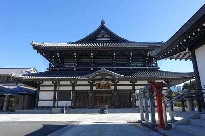 高野山東京別院の本殿