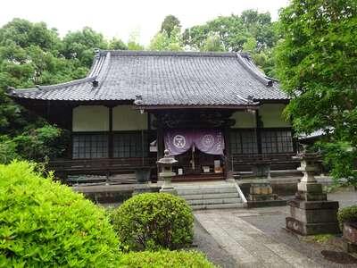 天台宗 長窪山 正覚寺の本殿