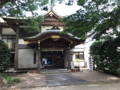 前鳥神社(神奈川県)