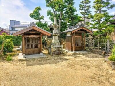 禅源寺の末社