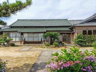 禅源寺の本殿