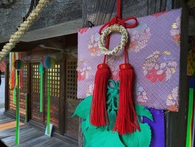 滑川神社 - 仕事と子どもの守り神(福島県)