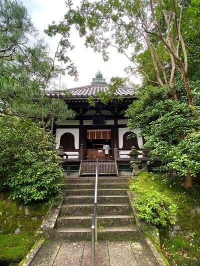 青蓮院門跡の本殿