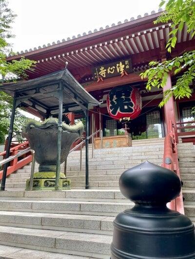 浄心寺の本殿
