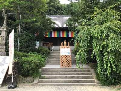 石手寺の本殿