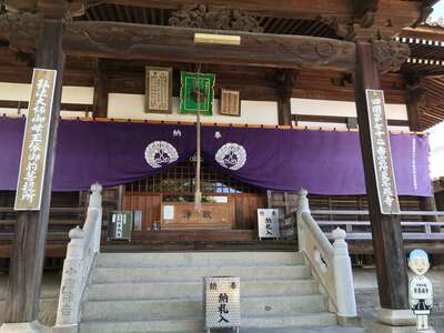 曼荼羅寺の本殿