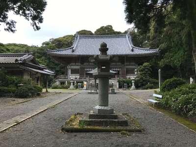 金剛頂寺の本殿