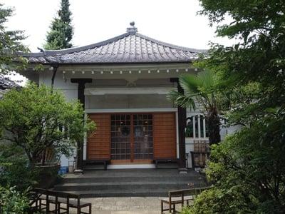 清林寺の本殿