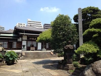 大円寺の本殿