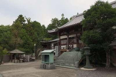 十楽寺の本殿