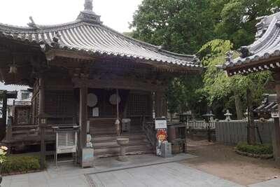 大日寺の本殿