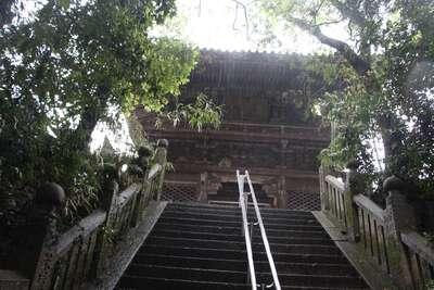 太山寺(愛媛県)