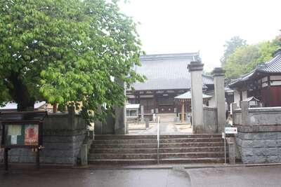 国分寺の山門