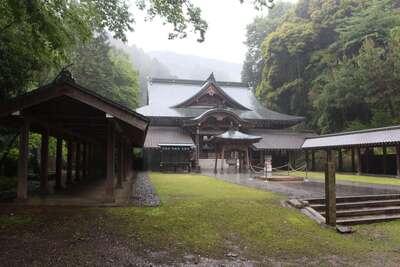 前神寺の建物その他