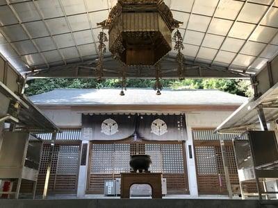 神恵院の本殿